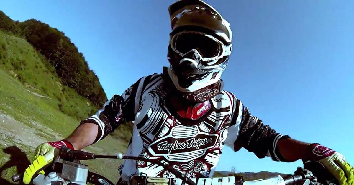 Bogdan Oproiu -motocros